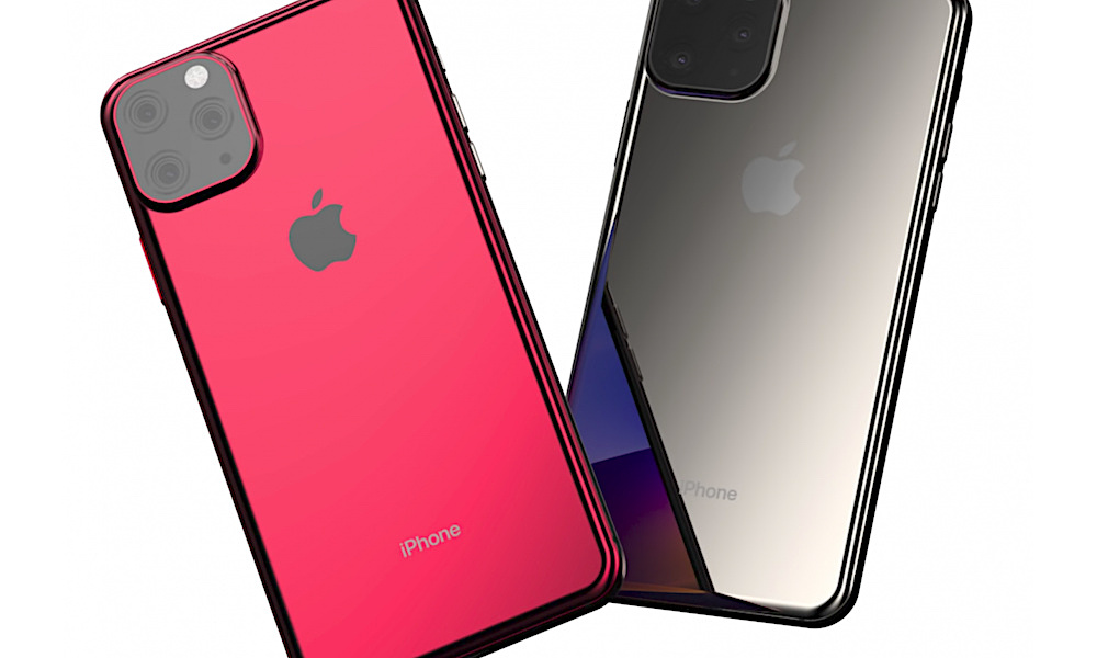 Iphone Xi Concept Image