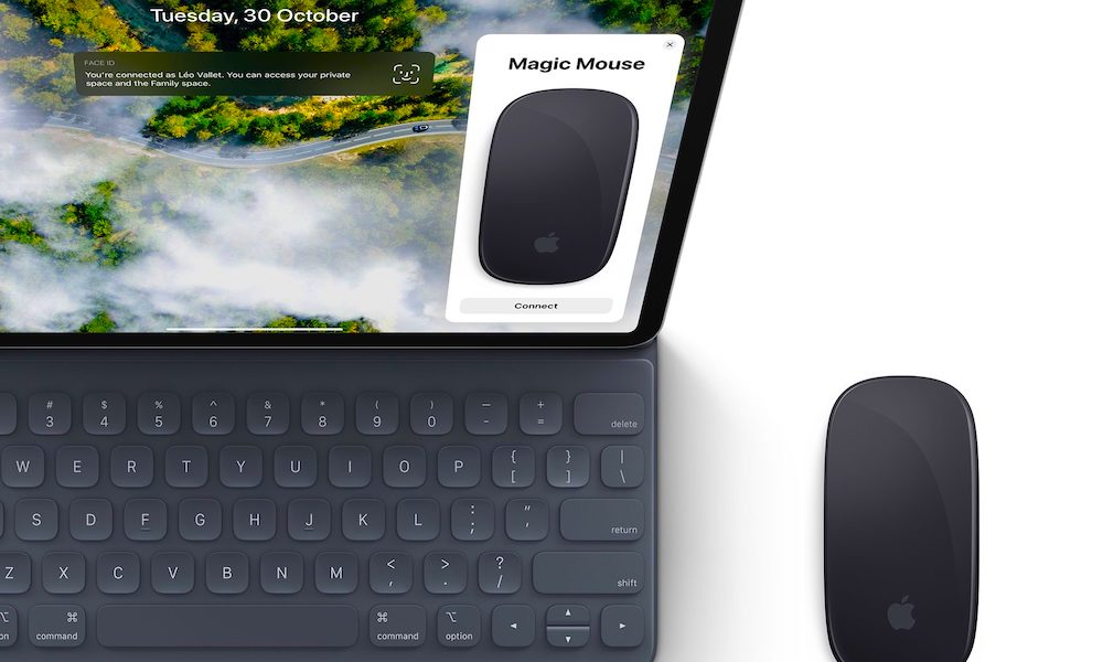 Ios 13 Magic Mous Support Ipad Pro