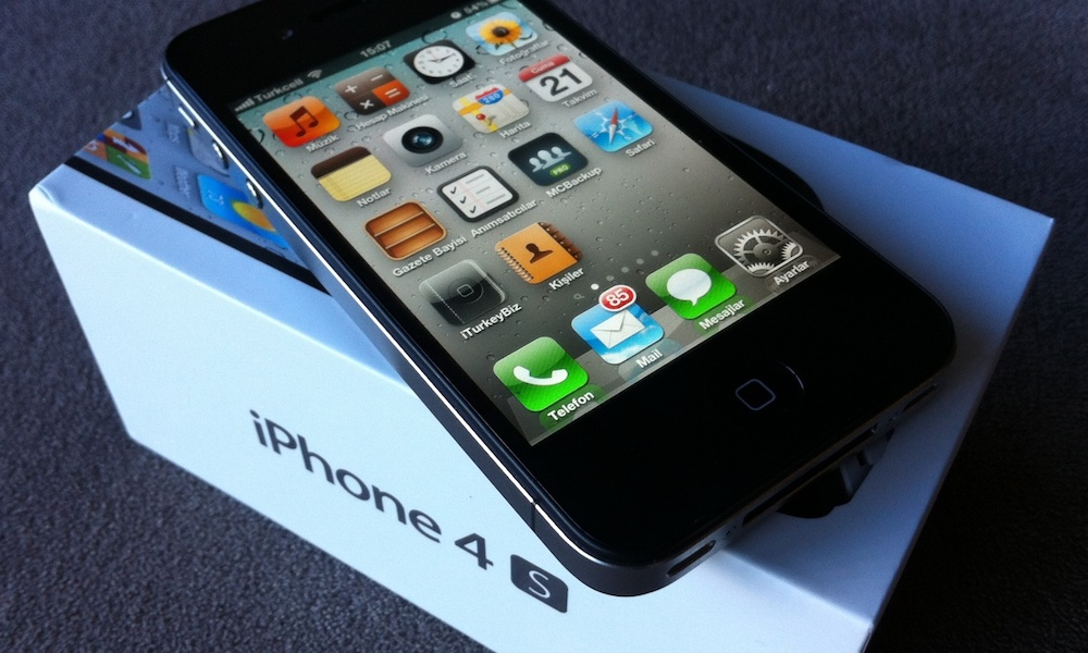 Iphone 4s And Box