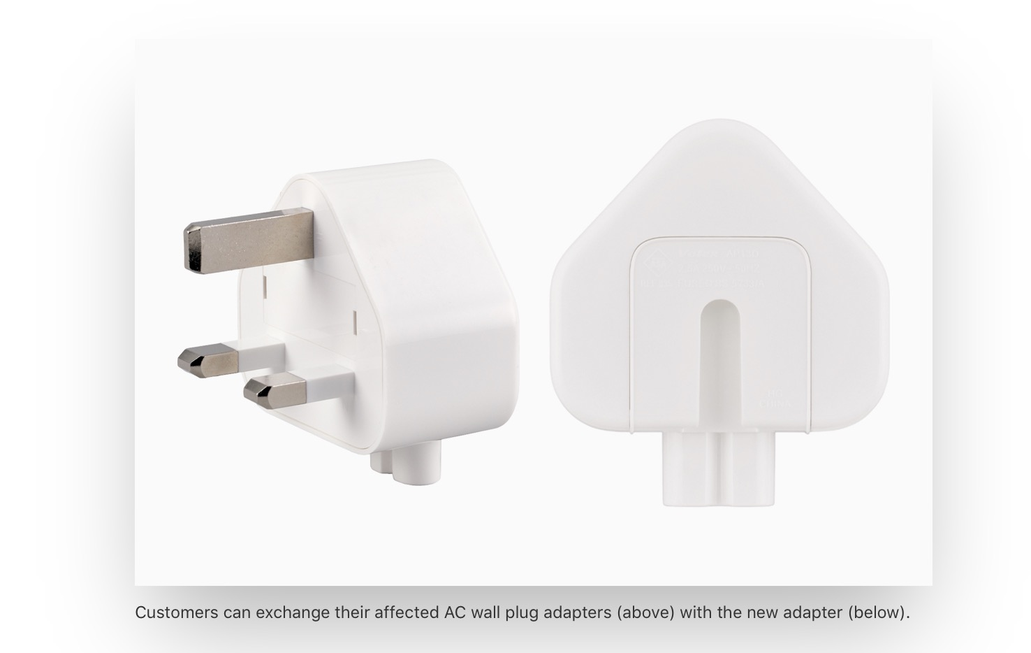 Old Power Adapter