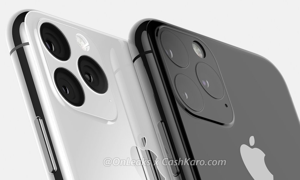 Iphone Xi Triple Lens Camera