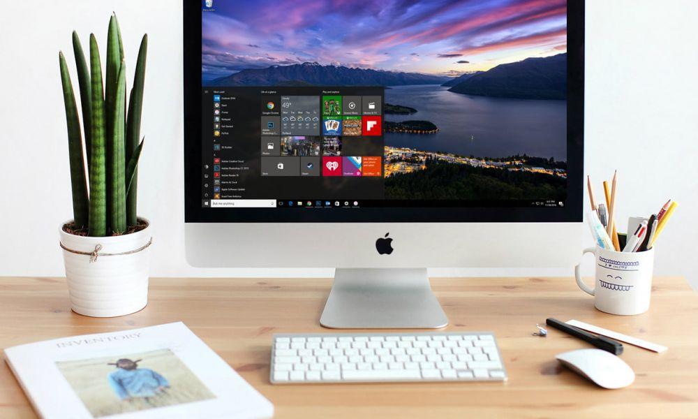 Windows On Mac Desk