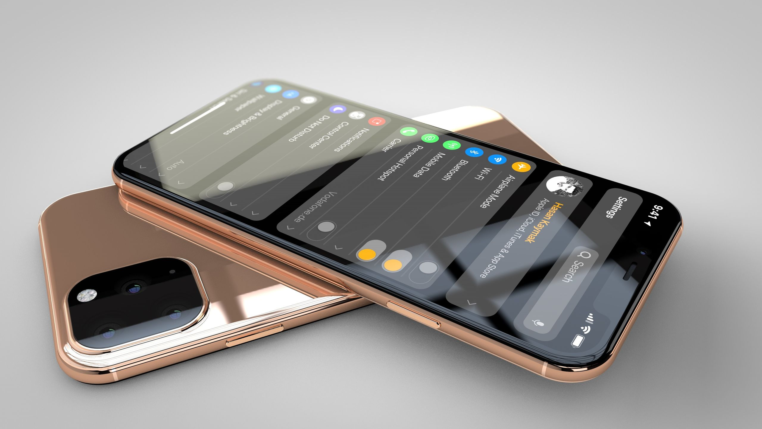 Iphone Xi Concept Images 2019 5