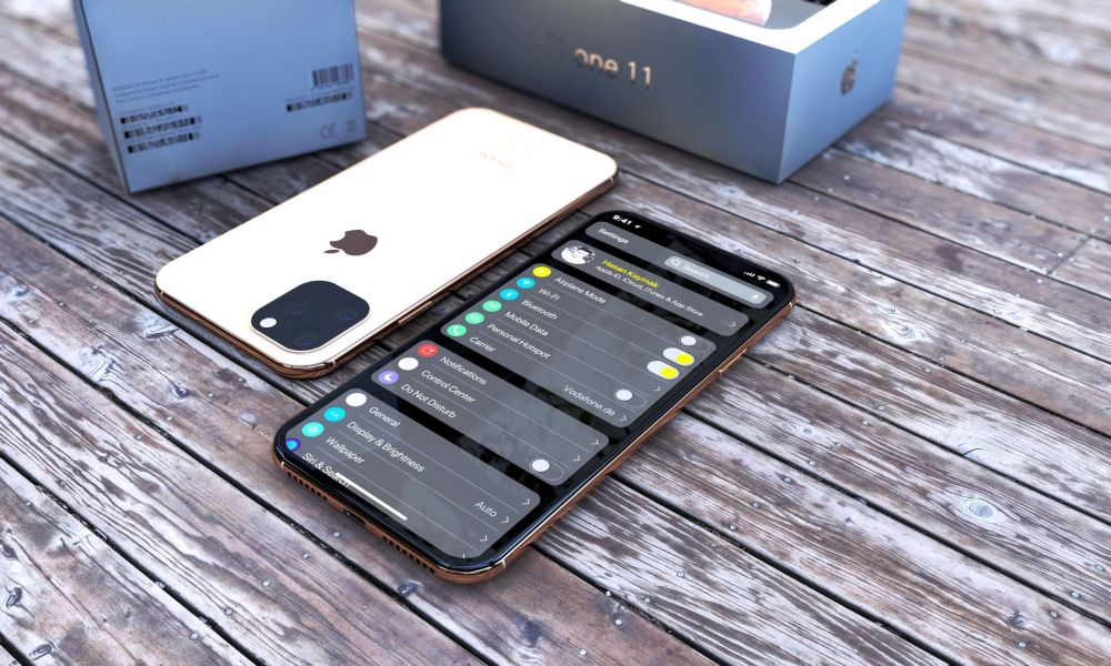Iphone Xi Concept Images 2019 20