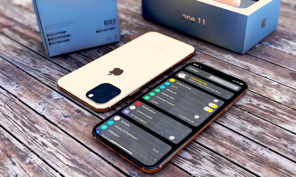 Iphone Xi Concept Images 2019 201
