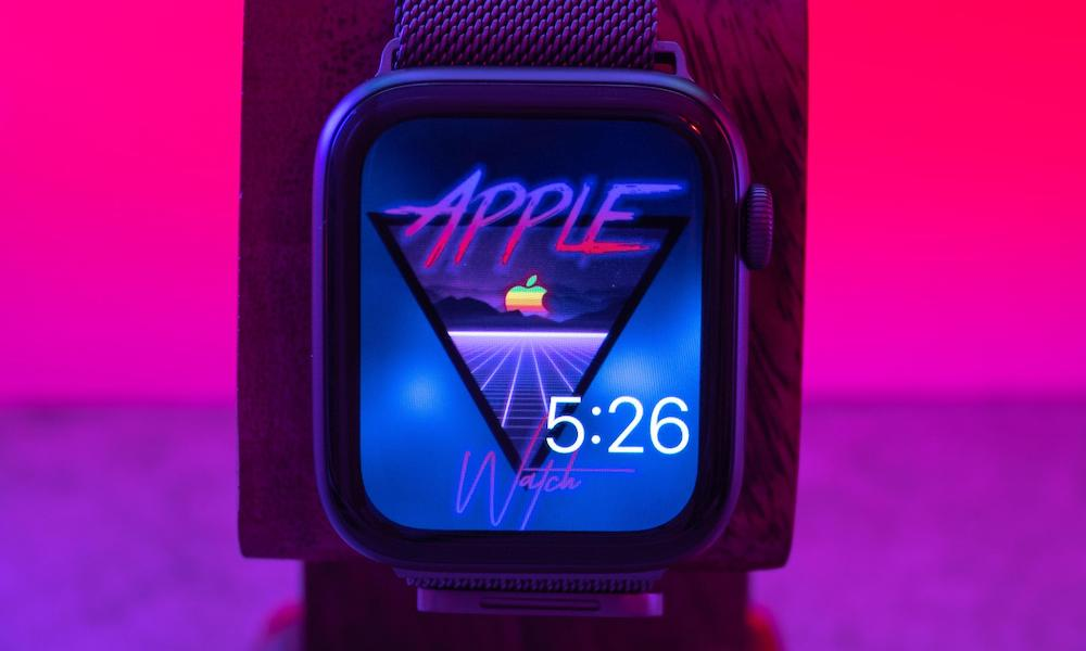 Custom Apple Watch Face