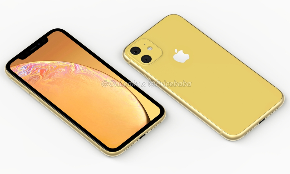 2019 iPhone XR Camera Bump