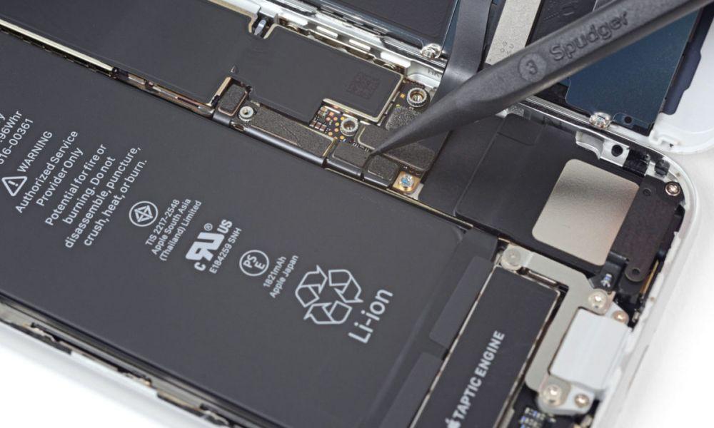 Iphone Battery Internal