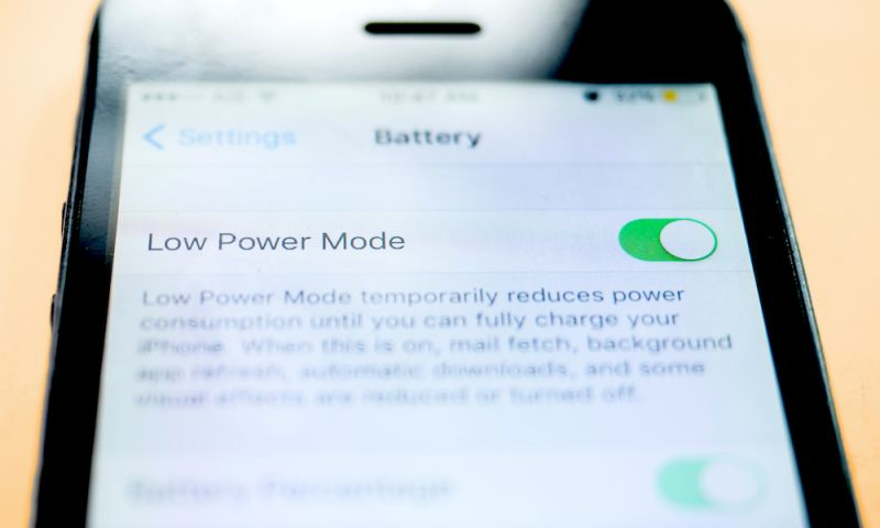 True or False? Some of These iPhone Battery Myths Are Factual