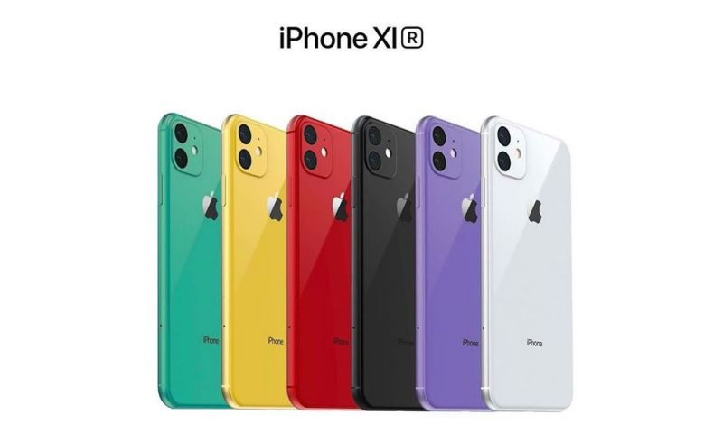 More Evidence Hints Next-Gen iPhone XR Will Come in Green and Lavender