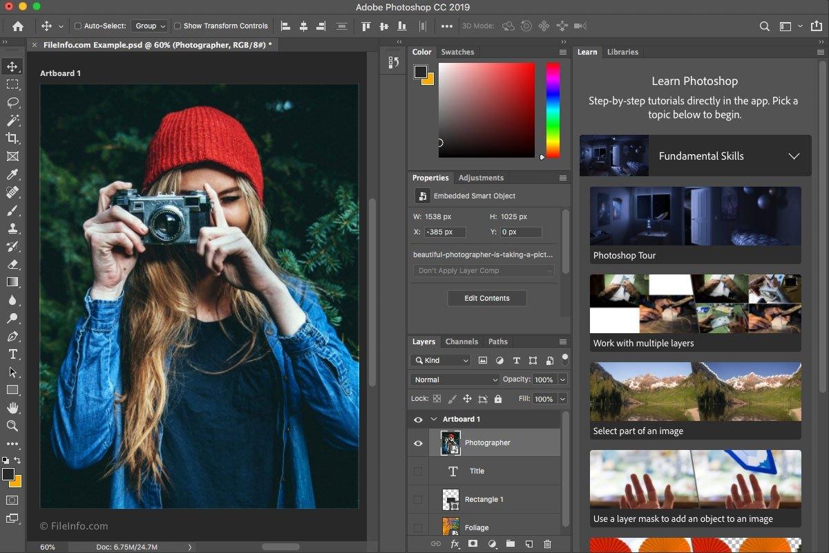 Adobe Photoshop Cc 2019 20.0.4 For Mac