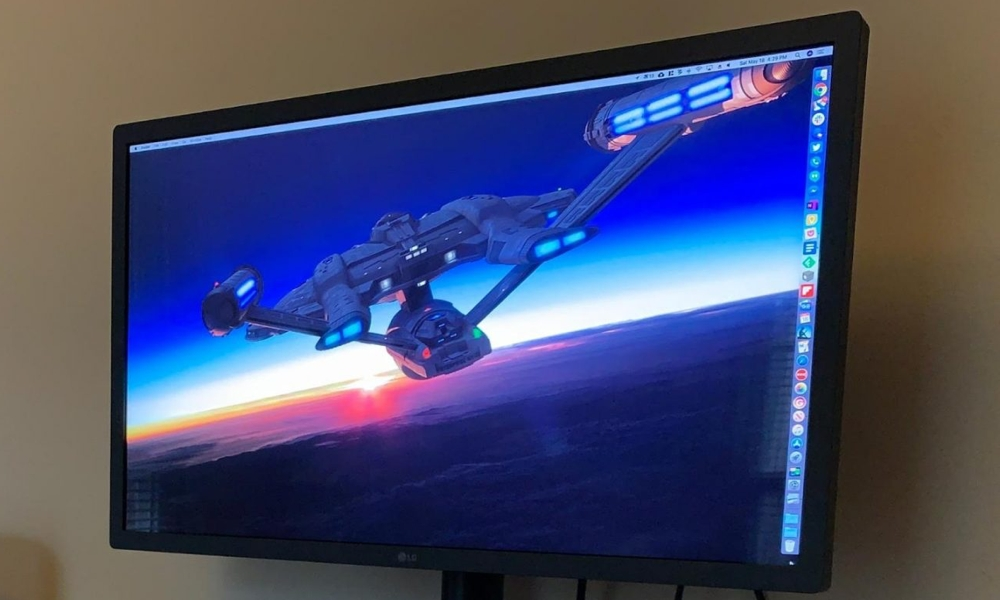 LG 23.7 Inch UltraFine Display (via TidBits)