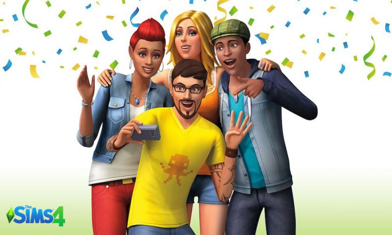 Free download for sims 4 on mac app store