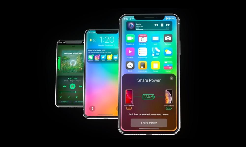 iOS 13 Concepts