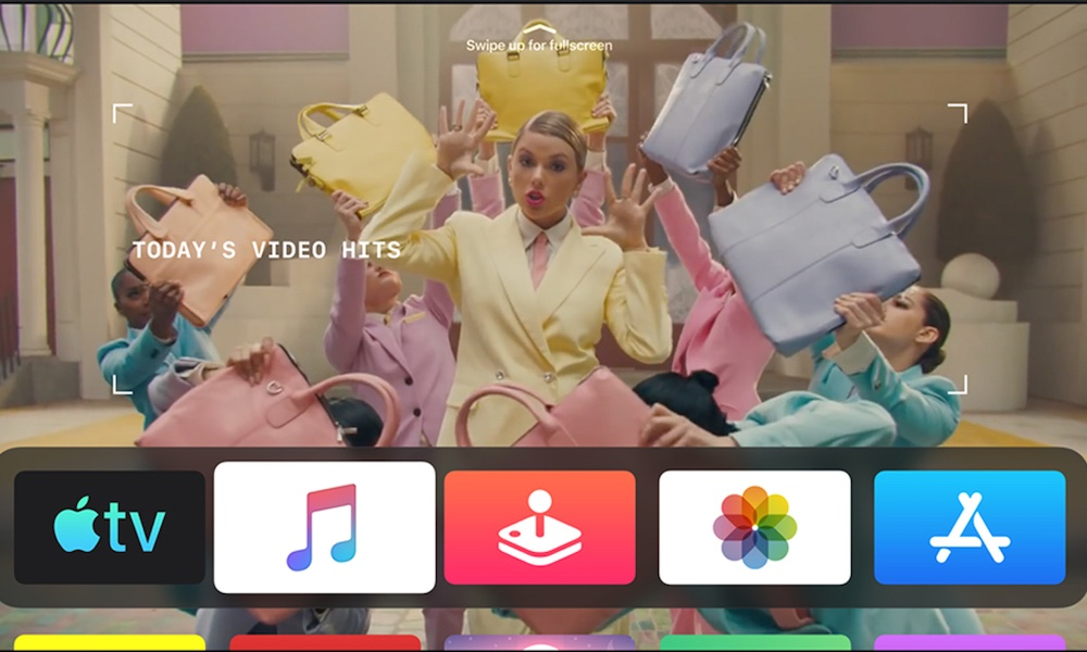 Apple Tvos Taylor Swift 060319