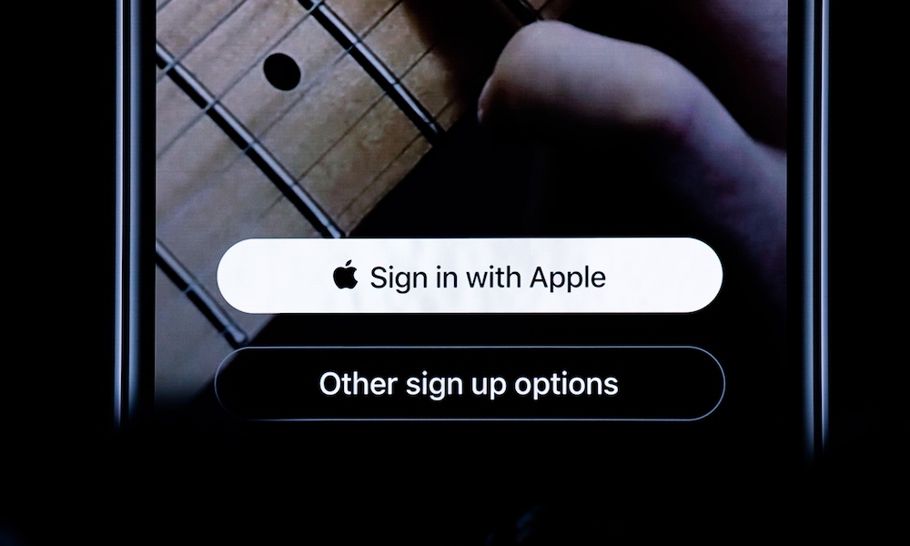 Sign In With Apple1