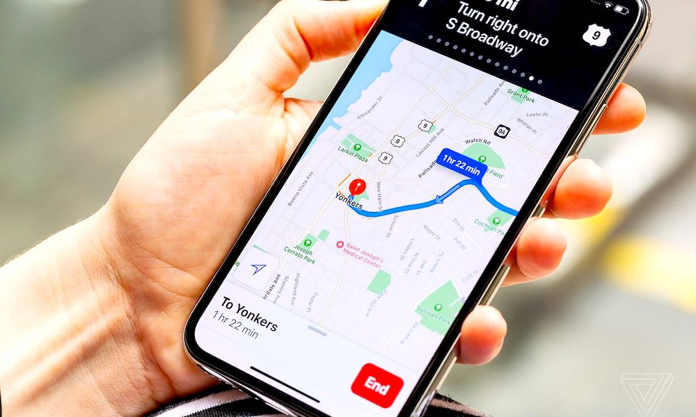 Here's One Important Way Apple Could Get Ahead of Google Maps