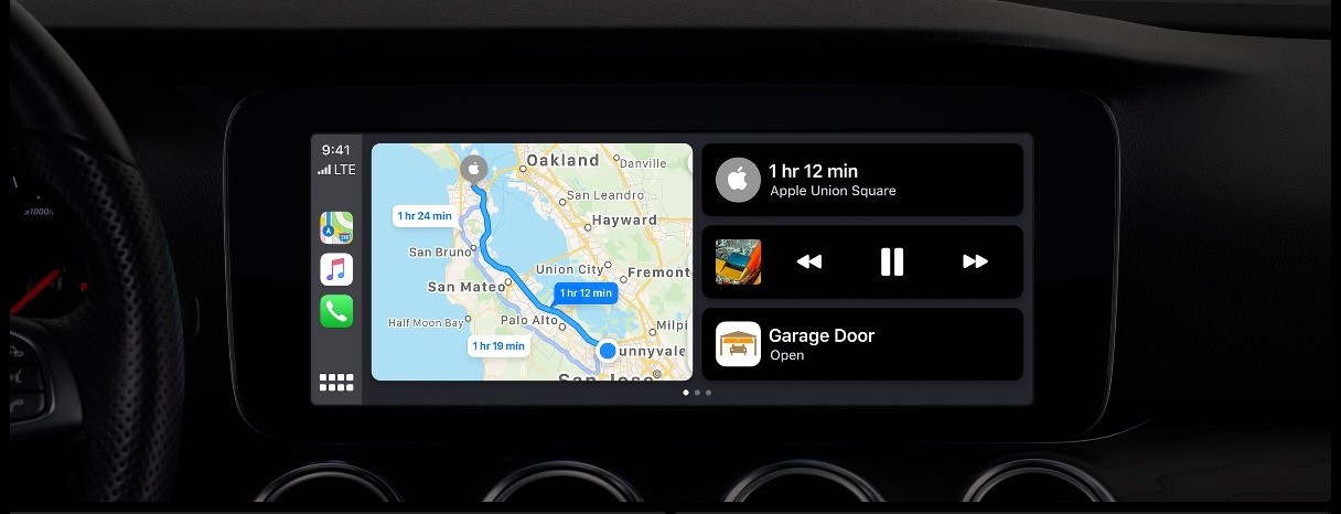 Apple Carplay Dashboard Ios 13