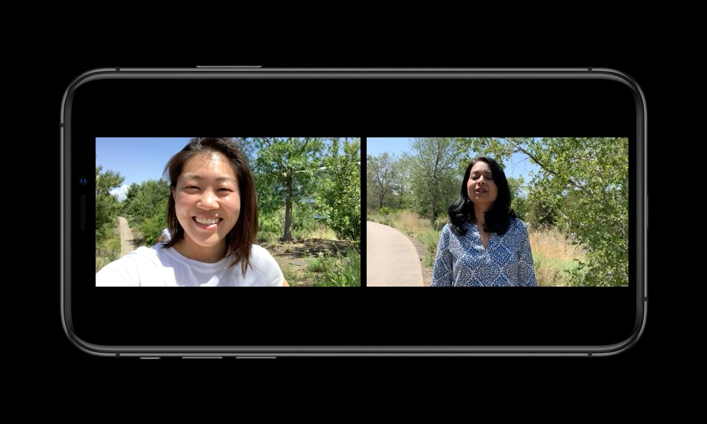 iOS 13 Multicam