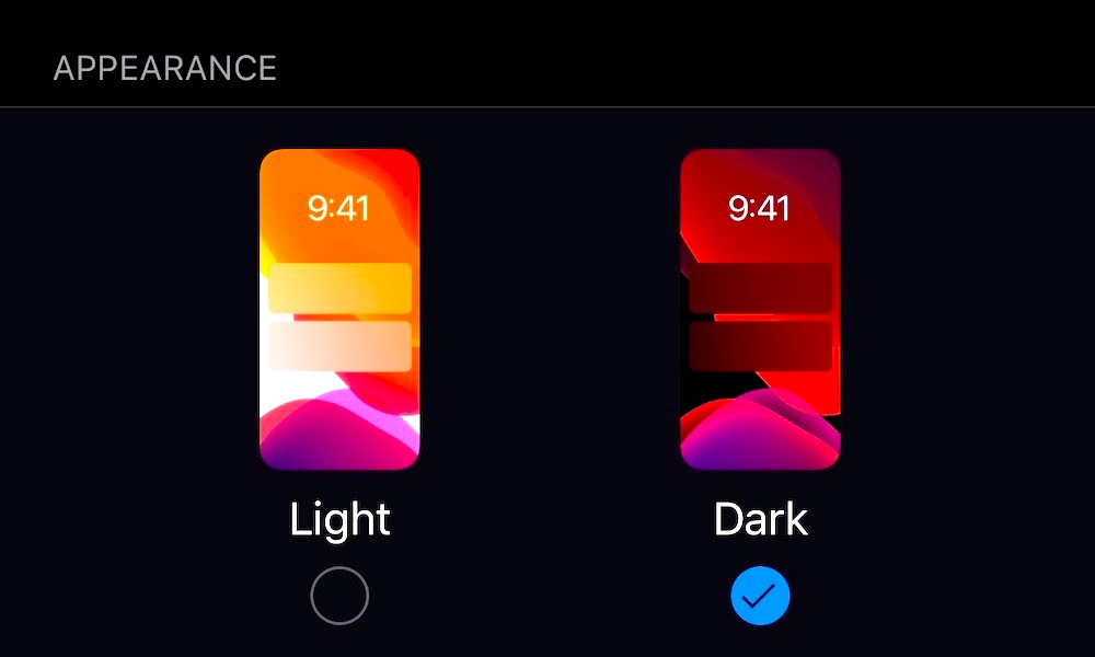 Dark Mode Settings3