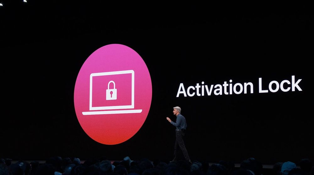 Macos Catalina Activation Lock
