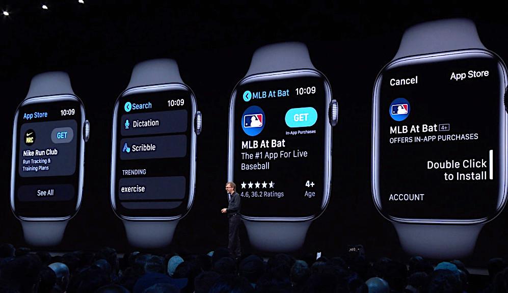 Watchos6 App Store