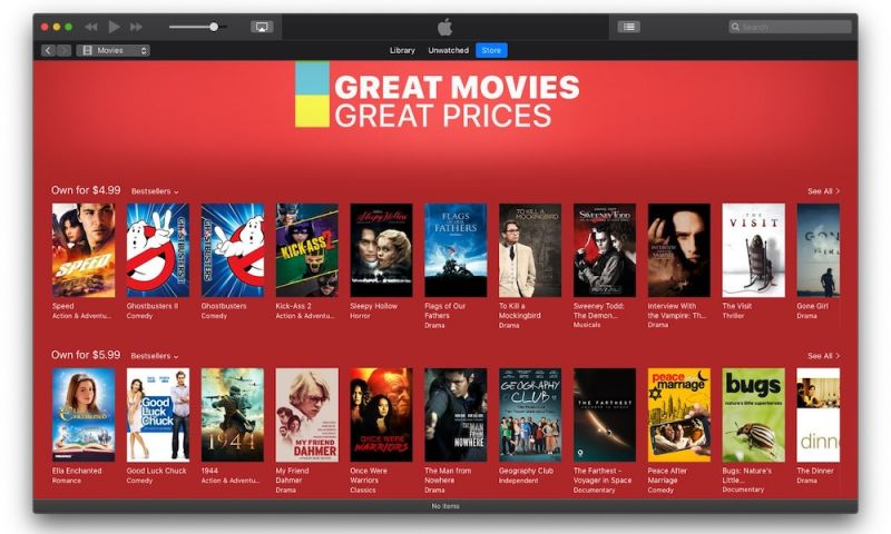 iTunes Sale: Own Every Episode of The Office for Just $25, Great Movies Starting at $5
