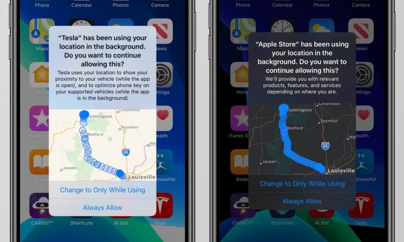 iOS 13 Will Show You Where Your Apps Have Been Tracking You