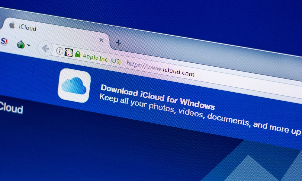 iCloud for Windows Banner
