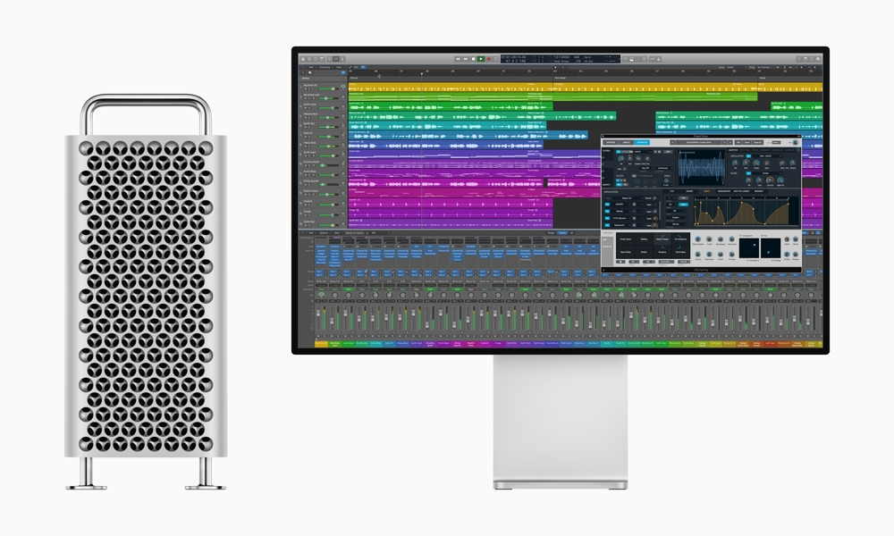 Apple Logic Pro X Mac Pro Display Pro