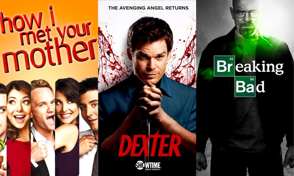 New iTunes Sale: Own the Entire Breaking Bad TV Series for Only $30, Mad Men for $20 (and More)