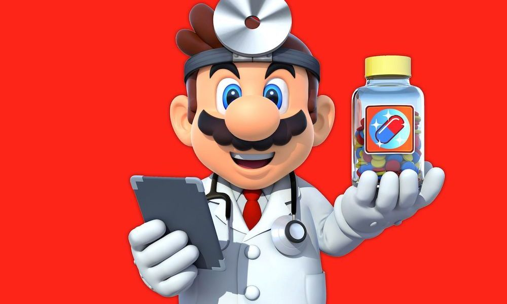 Dr Mario For Ios Iphone And Ipad