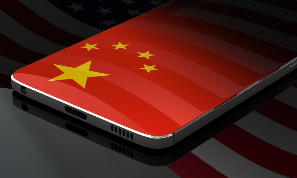 iPhone U.S. China Trade War