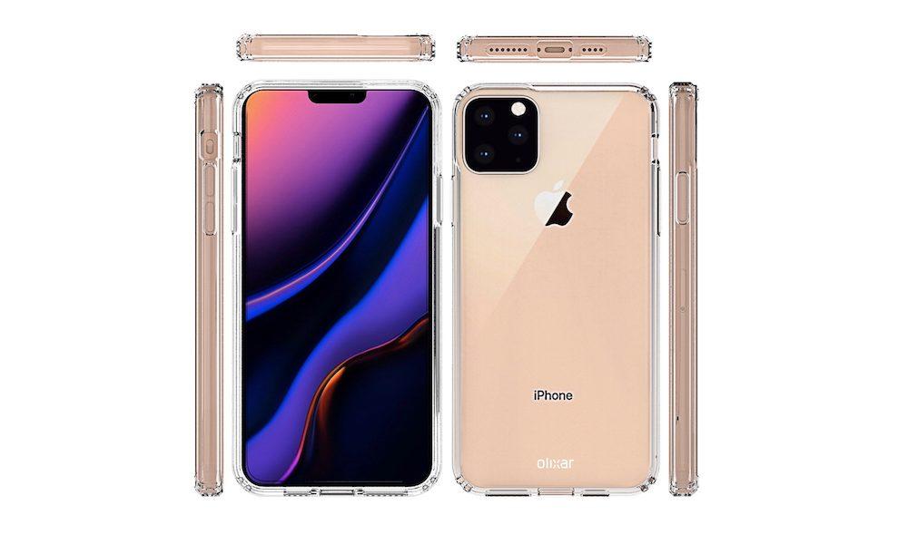 Iphone Xi Case Renders