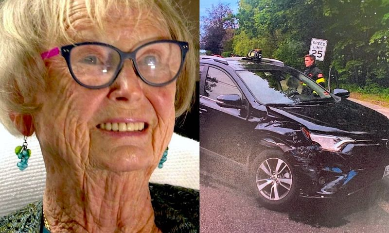 This Unlikely Apple Watch Feature Helped Save an 87-Year-Old Woman After a Car Crash