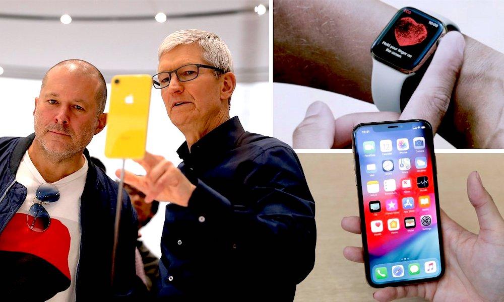 Jony Ive Iphone Apple Watch Designs