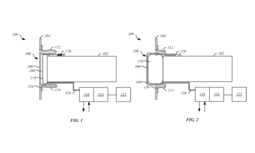 U.S. Patent 10,336,290 Ivia AppleInsider)