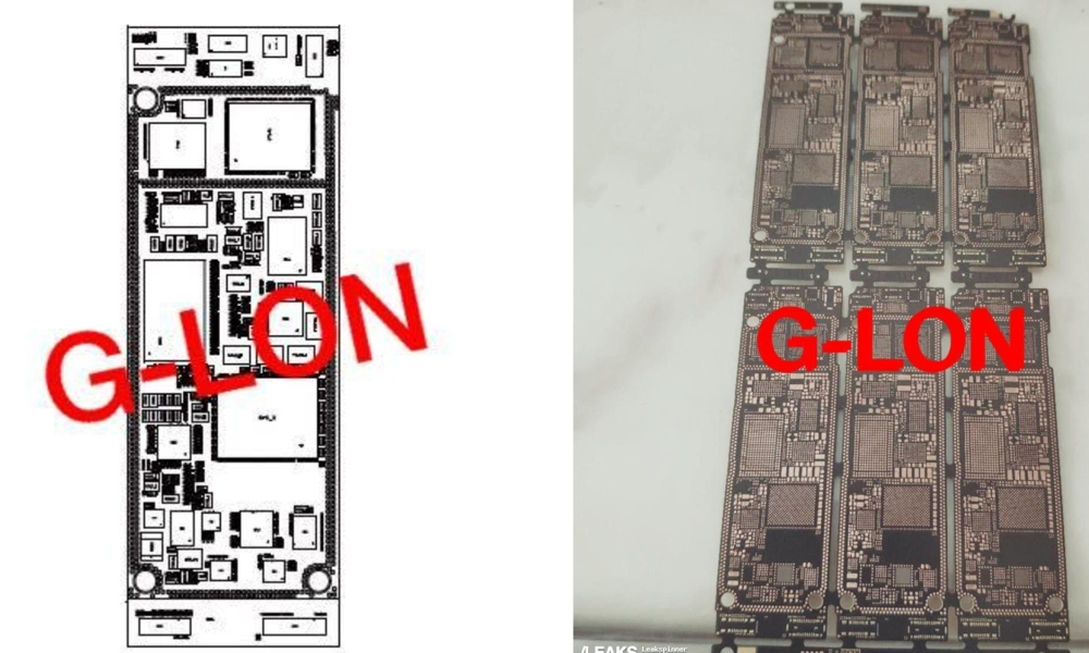 iPhone XI Logic Board Leak