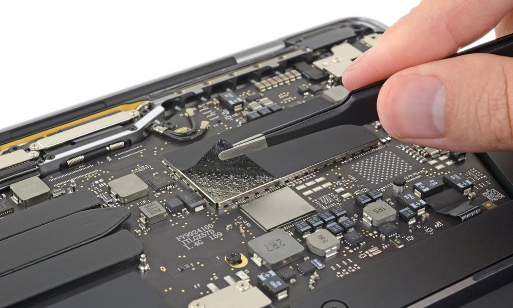 iFixit July 2019 Macbook Pro Teardown
