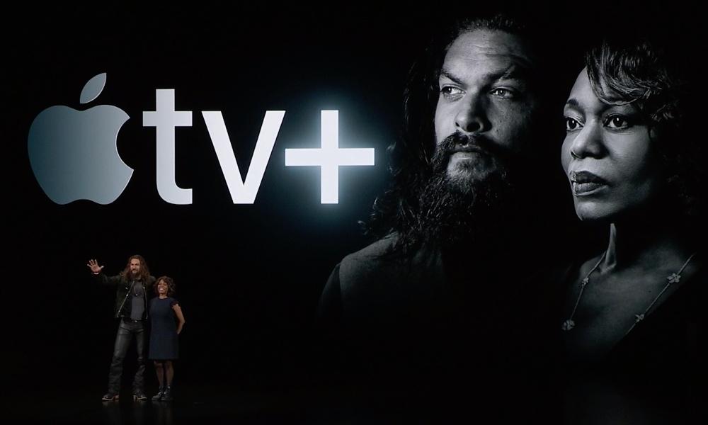 Apple TV+ Jason Momoa and Alfre Woodard on See