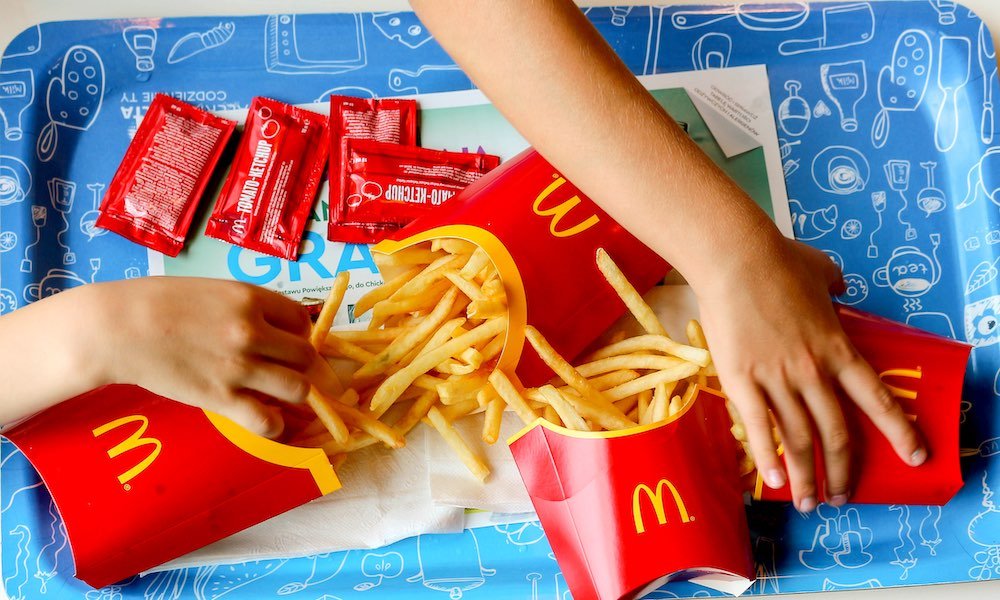Free Mcdonalds Fries