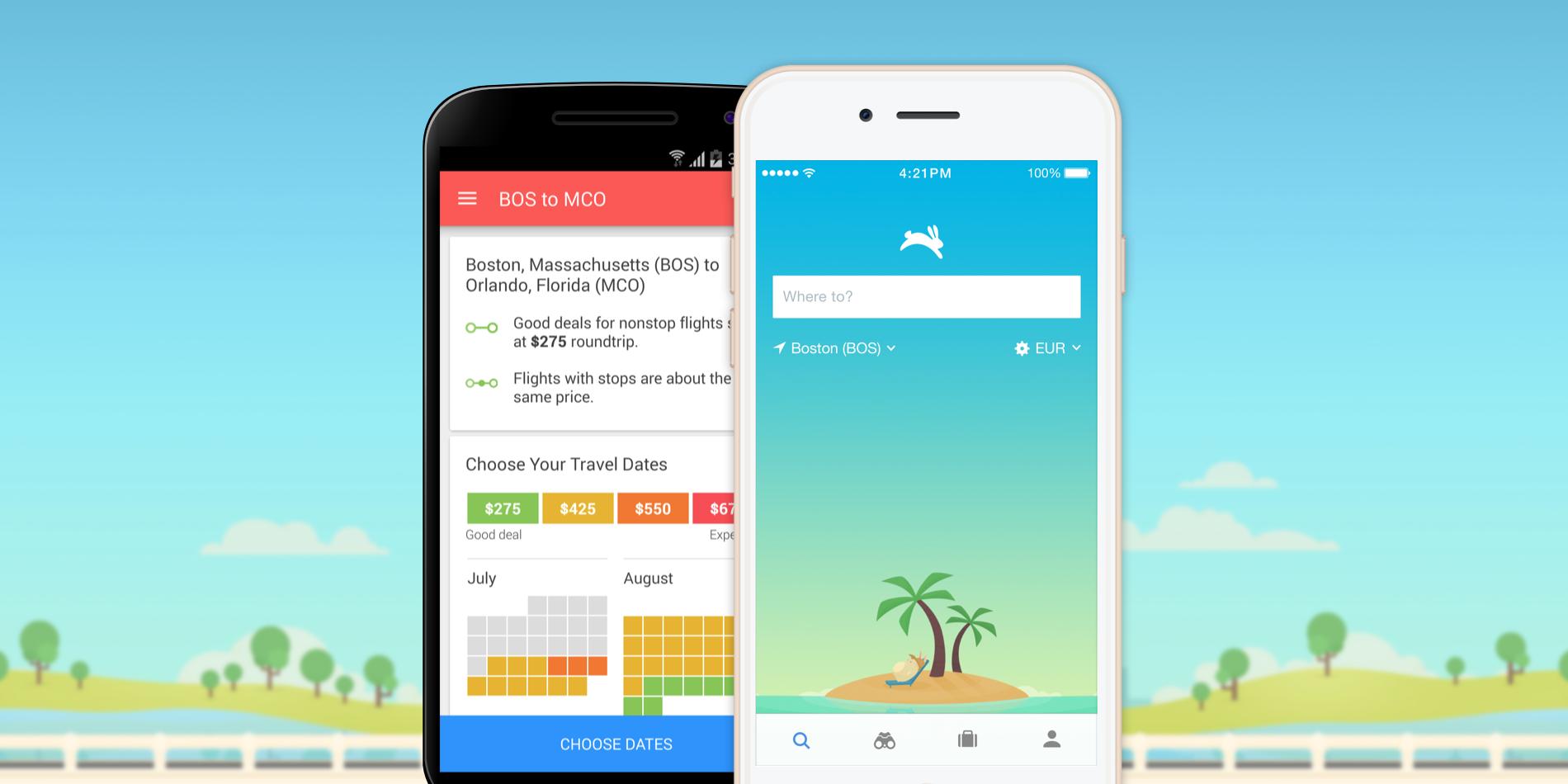 Airfare Hopper App