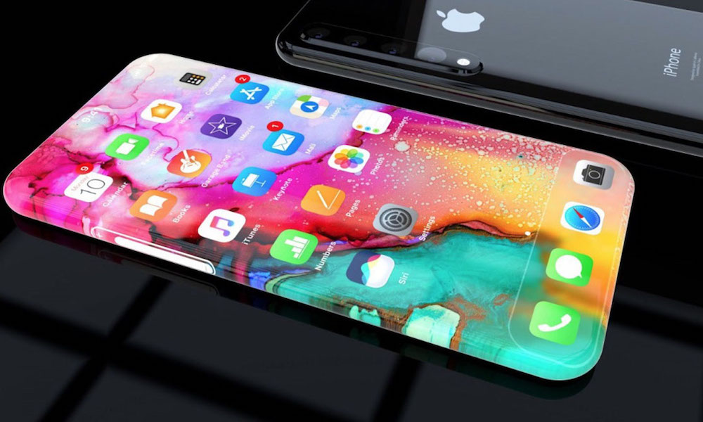 Iphone Concept Image