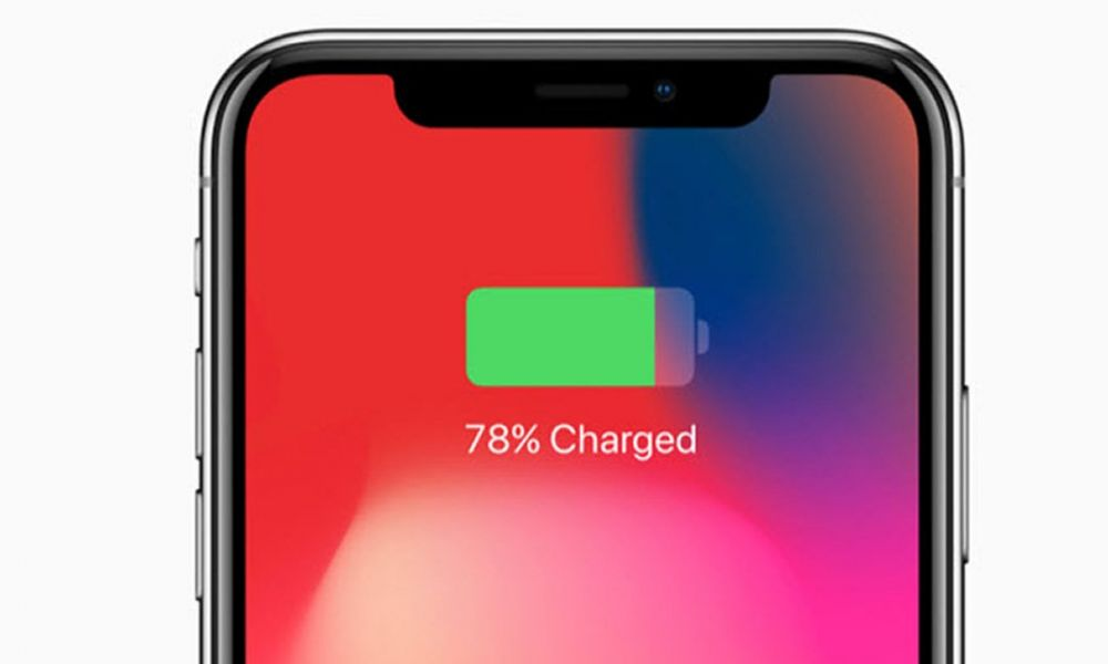 Iphone Battery Percentage