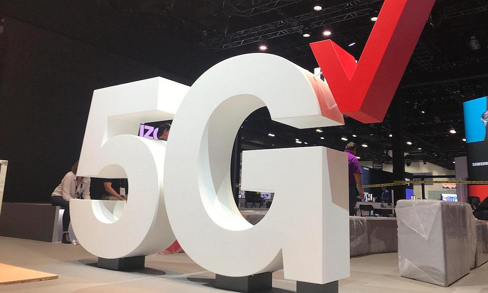 Verizon 5g Sign
