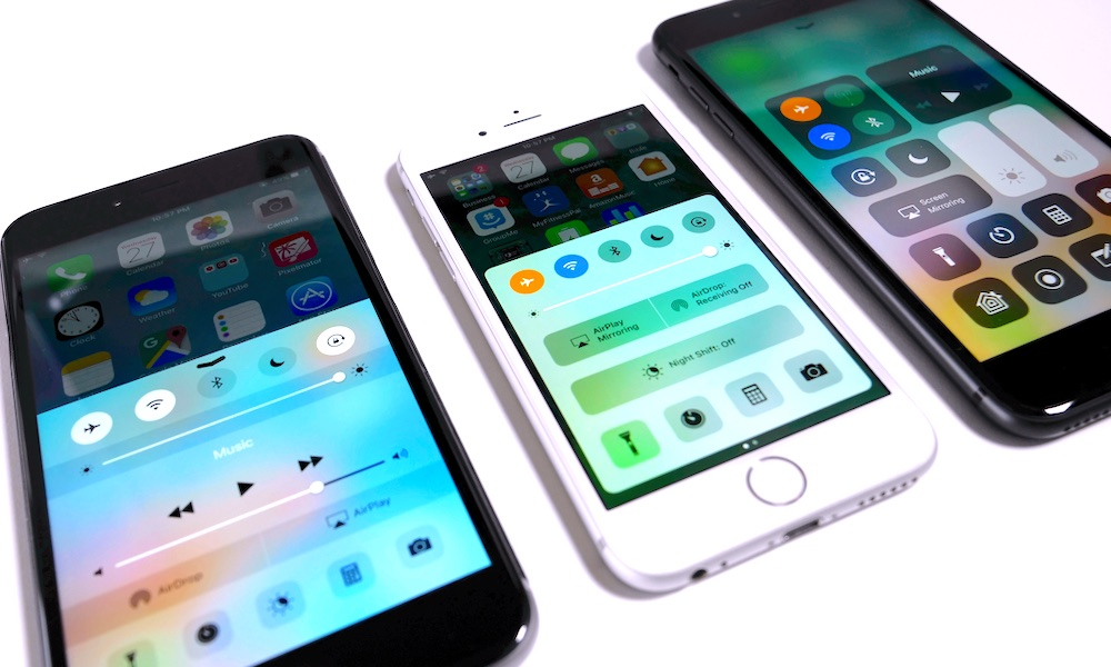Surprise, Apple Just Updated iOS 9 and iOS 10 on Older Devices (Here's Why)