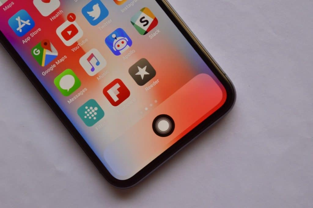 Iphone X Assistive Touch