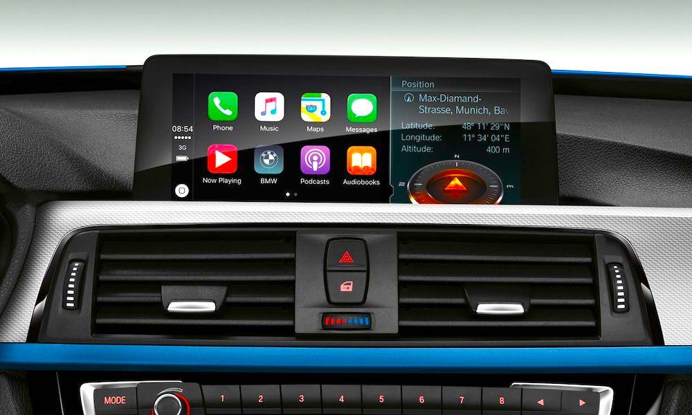 Bmw Apple Carplay Promo