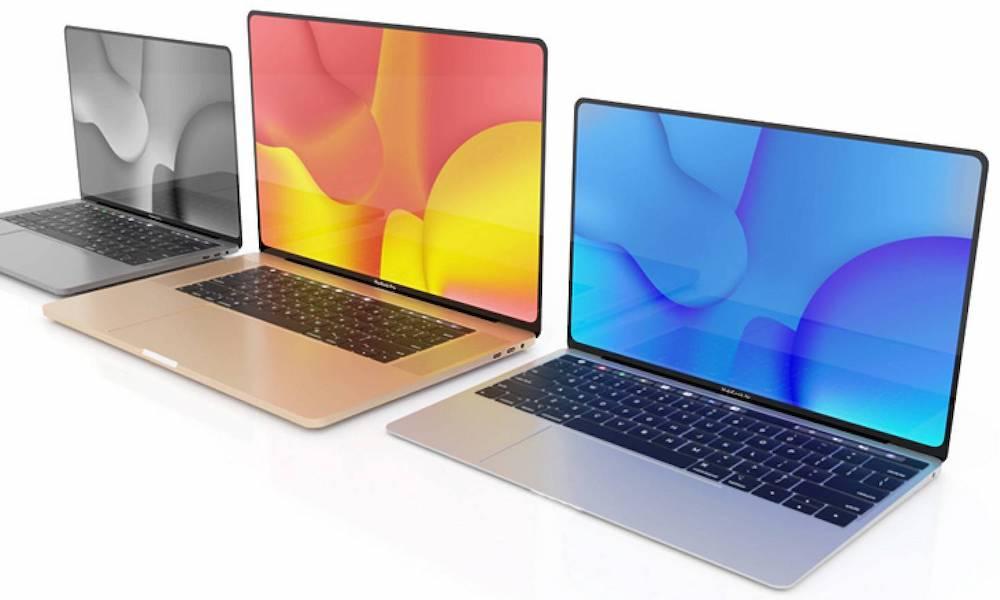 16 Inch Macbook Pro Concept