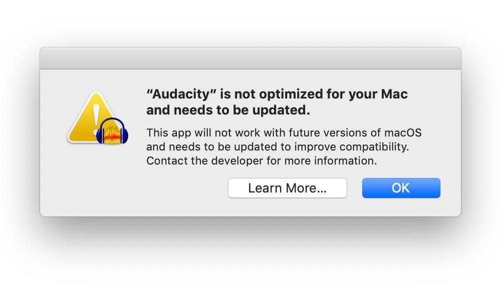 Mojave 32 Bit App Warning.jpg